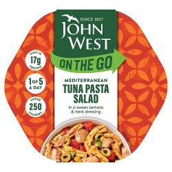 John West Lunch on the Go Mediterranean Style Tuna Salad 220g