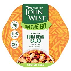John West Lunch on the Go Mexican Style Tuna Salad 220g