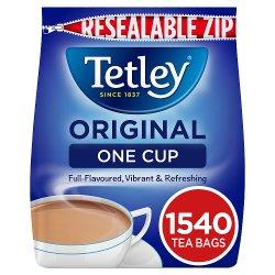 Tetley Tea Bags x1,540
