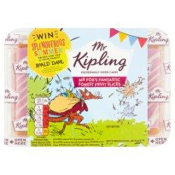 Mr Kipling Mr Fox's 6 Fantastic Forest Fruit Slices