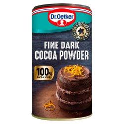 Dr. Oetker Fine Dark Cocoa Powder 190g