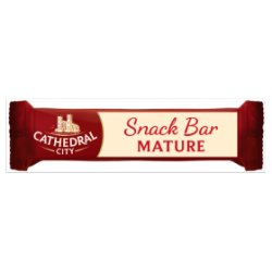 Cathedral City Snack Bar Mature Cheddar 30g