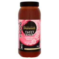Sharwood's Sweet & Sour Cooking Sauce 2kg