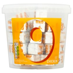 Oxo 60 Chicken Stock Cubes 378g