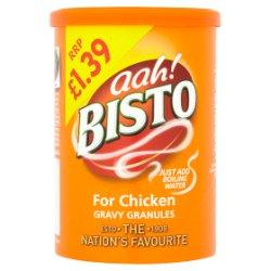 Bisto Chicken Gravy Granules PMP 170g