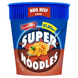 Batchelors BBQ Beef Flavour Super Noodles 75g