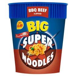 Batchelors Big Super Noodles BBQ Beef Flavour 100g