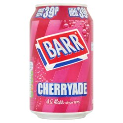 Barr Cherryade 330ml