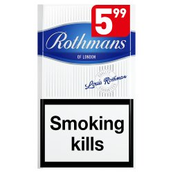 Rothmans Kingsize Value Blue GBP5.99