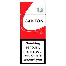 Carlton Super King Red
