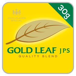 Gold Leaf JPS Quality Blend Includes Cigarette Papers 30g