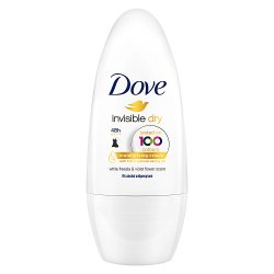 Dove Invisible Dry Anti-perspirant Deodorant Roll-On 50 ml