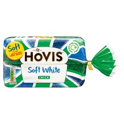 Hovis Soft White Thick 800g