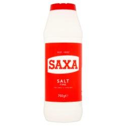 Saxa Table Salt 750g