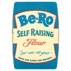 Be-Ro Self Raising Flour 500g