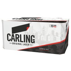 Carling 15 Pack