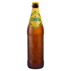 Cobra Premium Beer 660ml