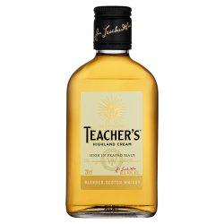 Teacher's Highland Cream Blended Scotch Whisky 20cl