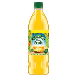 Robinsons Orange & Pineapple Squash 900ml