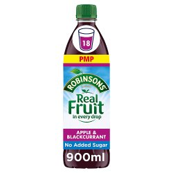 Robinsons Apple and Blackcurrant 900ml