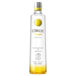 Cîroc Pineapple Flavoured Vodka 70cl