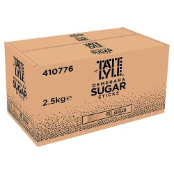 Tate & Lyle Demerara Sticks 2.5kg