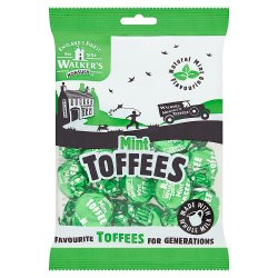 Walker's Nonsuch Mint Toffees 150g