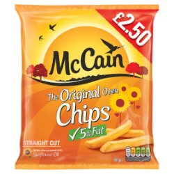 Mccain Oven Chips PM £2.50