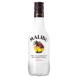 Malibu Original White Rum with Coconut Flavour 35cl