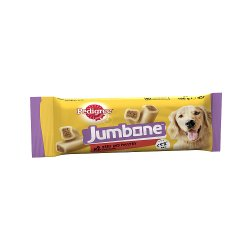 Pedigree Jumbone Medium Dog Treat with Beef & Poultry 2 Chews 180g