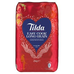 Tilda Easy Cook Long Grain 2kg