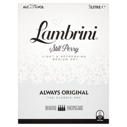 Lambrini Still Perry 3 Litre