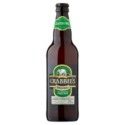 Crabbie's Original Alcoholic Ginger Beer 500ml