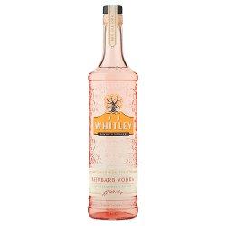 J.J Whitley Handcrafted Rhubarb Vodka 70cl