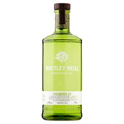 Whitley Neill Limited Edition Handcrafted Gooseberry Gin 70cl