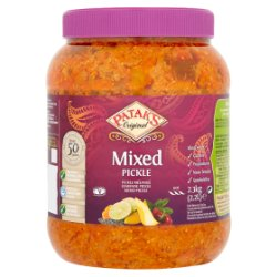 Patak's Original Mixed Pickle 2.3kg