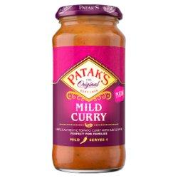 Patak's The Original Mild Curry Sauce 450g