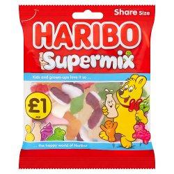 HARIBO Super Mix Bag 160g £1PM