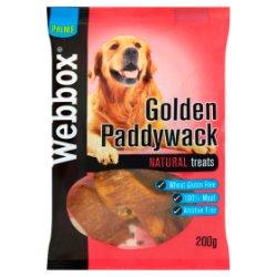 Webbox Golden Paddywack 200g