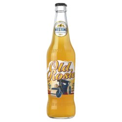 Old Rosie The Original Cloudy Cider 500ml