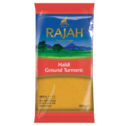 Rajah Haldi Ground Turmeric 400g