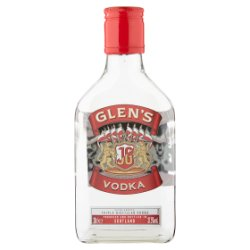 Glens Vodka £4.49