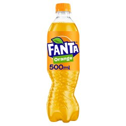 Fanta Orange 12 x 500ml