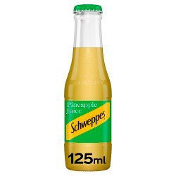 Schweppes Pineapple Juice 125ml