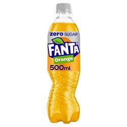 Fanta Orange Zero 12 x 500ml