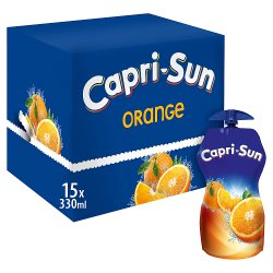 Capri-Sun Orange 15 x 330ml
