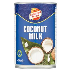 Island Sun Coconut Milk 400ml