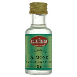 Preema Concentrated Almond Flavouring Essence 28ml