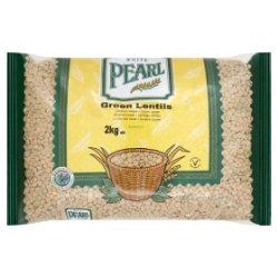 White Pearl Green Lentils 2kg