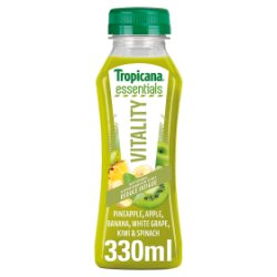 Tropicana Essentials Vitality Juice 330ml